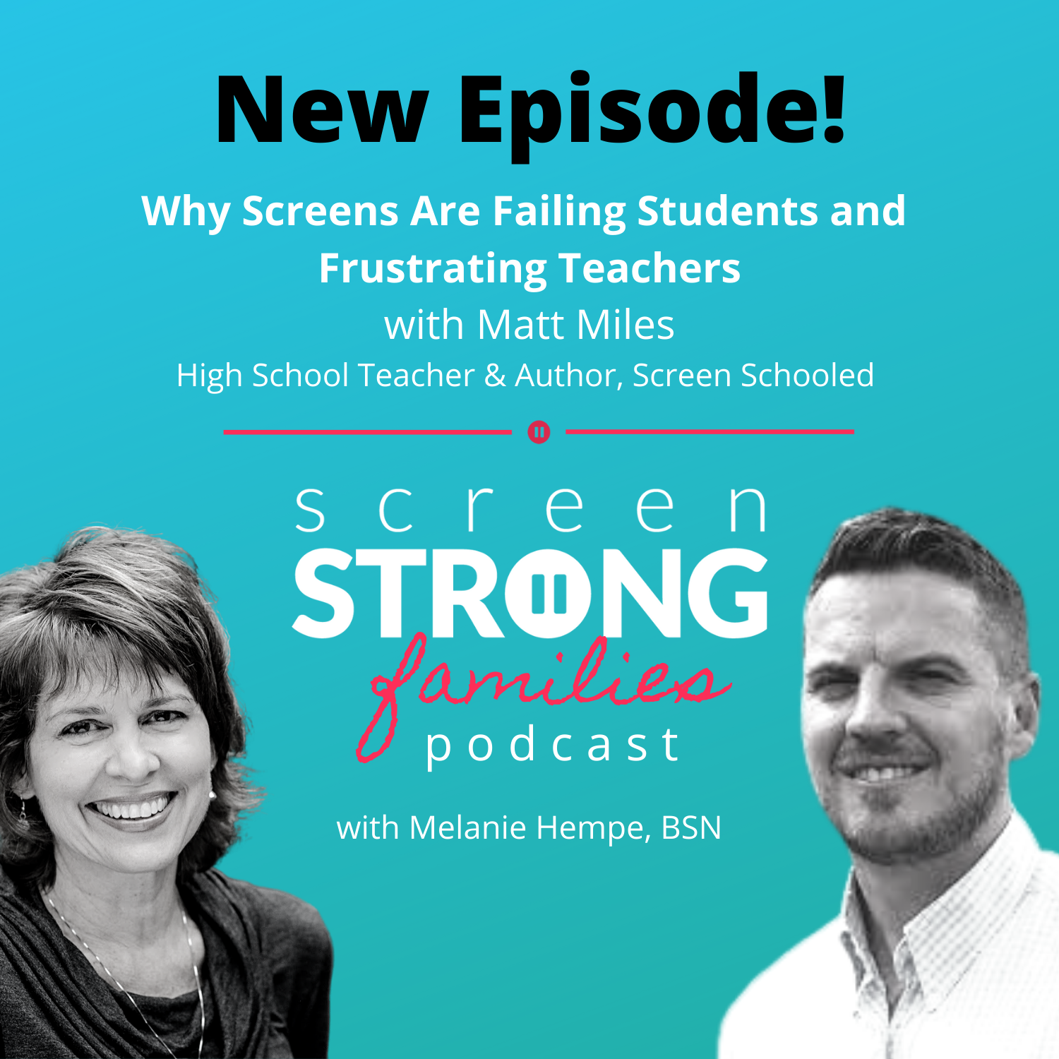 Screen Strong Podcast